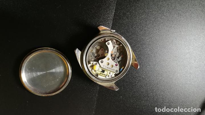 Recambios de relojes: RELOJ CITIZEN COSMOTRON, para reparar o para piezas, miren las fotos - Foto 17 - 157988902