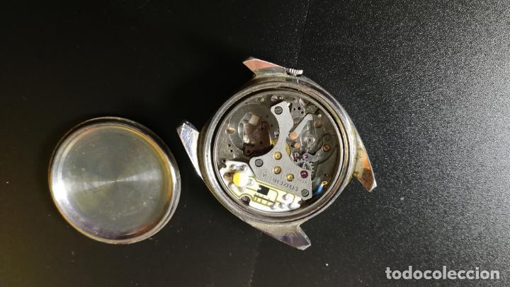 Recambios de relojes: RELOJ CITIZEN COSMOTRON, para reparar o para piezas, miren las fotos - Foto 18 - 157988902