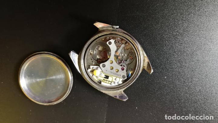 Recambios de relojes: RELOJ CITIZEN COSMOTRON, para reparar o para piezas, miren las fotos - Foto 19 - 157988902