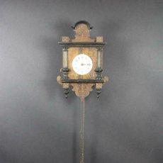 Recambios de relojes: ANTIGUO RELOJ SELVA NEGRA DE ALEMANIA- AÑO 1870/80- LOTE 165. Lote 174153043