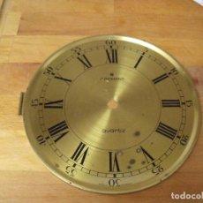 Recambios de relojes: UNA ESFERA JUNGHANS- LOTE 165. Lote 158065222