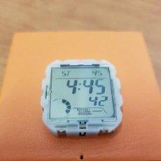 Recambios de relojes: MÓDULO CASIO MODELO 2684 SERIE W - 101 FUNCIONANDO PARA PONER EN UNA NUEVA CAJA, PILA RECIÉN PUESTA. Lote 158312294