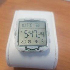 Recambios de relojes: MÓDULO CASIO MODELO 2499 SERIE W - 96 H FUNCIONANDO PARA PONER EN UNA NUEVA CAJA, PILA RECIÉN PUESTA. Lote 158454634