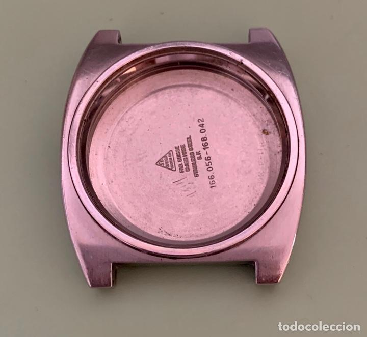RELOJ OMEGA CONSTELLATION CASE CAJA 166.056/168.042 (Relojes - Recambios)