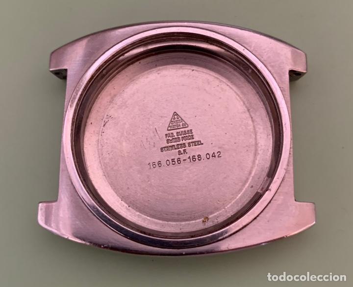 Recambios de relojes: Reloj Omega constellation case caja 166.056/168.042 - Foto 2 - 158728093