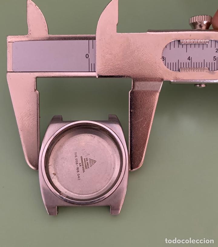 Recambios de relojes: Reloj Omega constellation case caja 166.056/168.042 - Foto 5 - 158728093