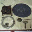 Recambios de relojes: ANTIGUA MAQUINARIA PARIS JAPY FRERES PARA OJO BUEY-AÑO 1890- LOTE 167- FUNCIONA PERFECTAMENTE. Lote 158841742