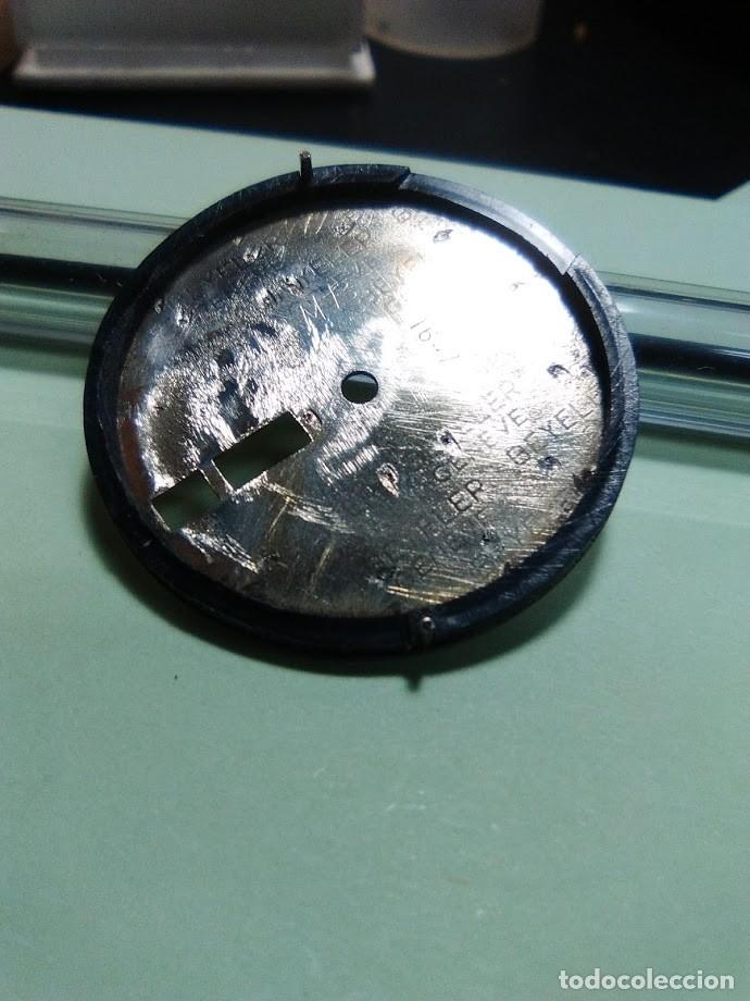 Recambios de relojes: Omega esfera - para calendario/dietario - color cava 3 Fotos - Foto 3 - 152490002