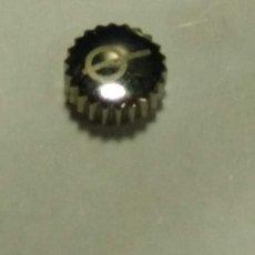 Spare Parts for Watches - Corona acero con anagrama - 2 fotos (cd,- Z07) - 159853398