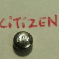 Spare Parts for Watches - Corona acero origen Citizen - en la 2! foto las medidas (cd.- Z09) - 160041106