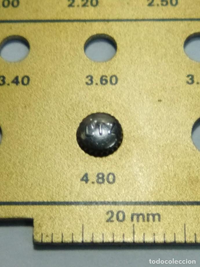 Recambios de relojes: Corona acero origen Citizen - en la 2! foto las medidas (cd.- Z09) - Foto 2 - 160041106