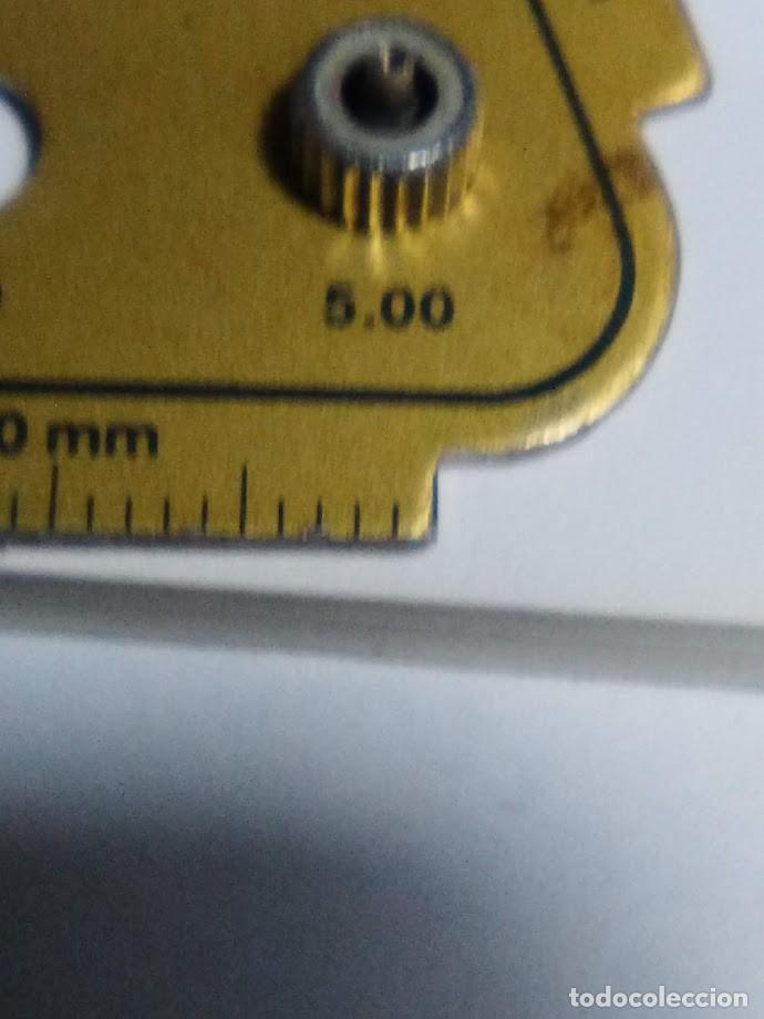 Recambios de relojes: Bulova corona acero 2ª foto medidas (cd.- Z10) - Foto 2 - 160044750