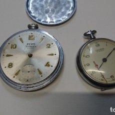 Recambios de relojes: LOTE DE RELOJ PARA PIEZAS O REPARAR . Lote 160093962