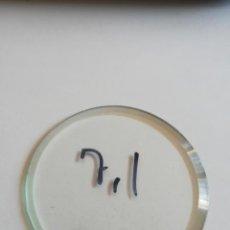 Recambios de relojes: CRISTAL BISELADO RELOJ 7,1CM. Lote 161572066