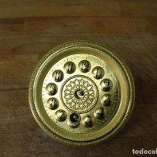 Recambios de relojes: UNA MAQUINARIA PARA RELOJ SOBREMESA FRANCES ANTIGUO- LOTE 183. Lote 161629554