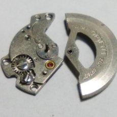 Recambios de relojes: ORIENT 49740 - PLATINA CON EJE AUTIC.+TRINQUETE ROCHETE+RDA.DE CORONA+MASA OSCILANTE (CD-F05). Lote 163452874