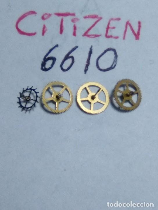 CITIZEN - RODAJE (CD-821) (Relojes - Recambios)