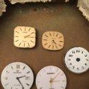 Recambios de relojes: ESFERAS DE RELOJES PARA REPUESTOS. Lote 164822458