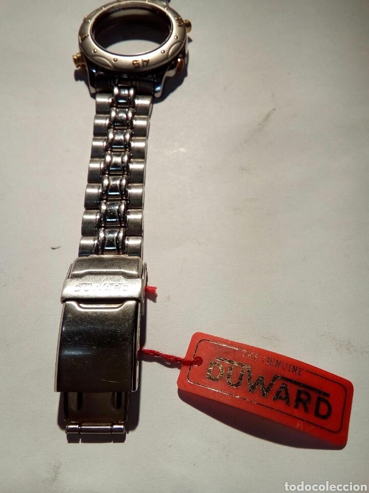 Recambios de relojes: CORREA Y CAJA DUWARD PARA REPARAR O PIEZAS - Foto 2 - 164928930