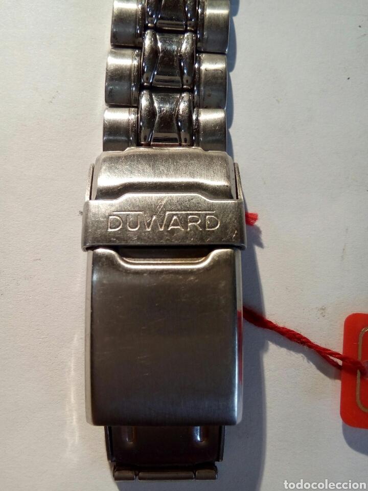 Recambios de relojes: CORREA Y CAJA DUWARD PARA REPARAR O PIEZAS - Foto 3 - 164928930