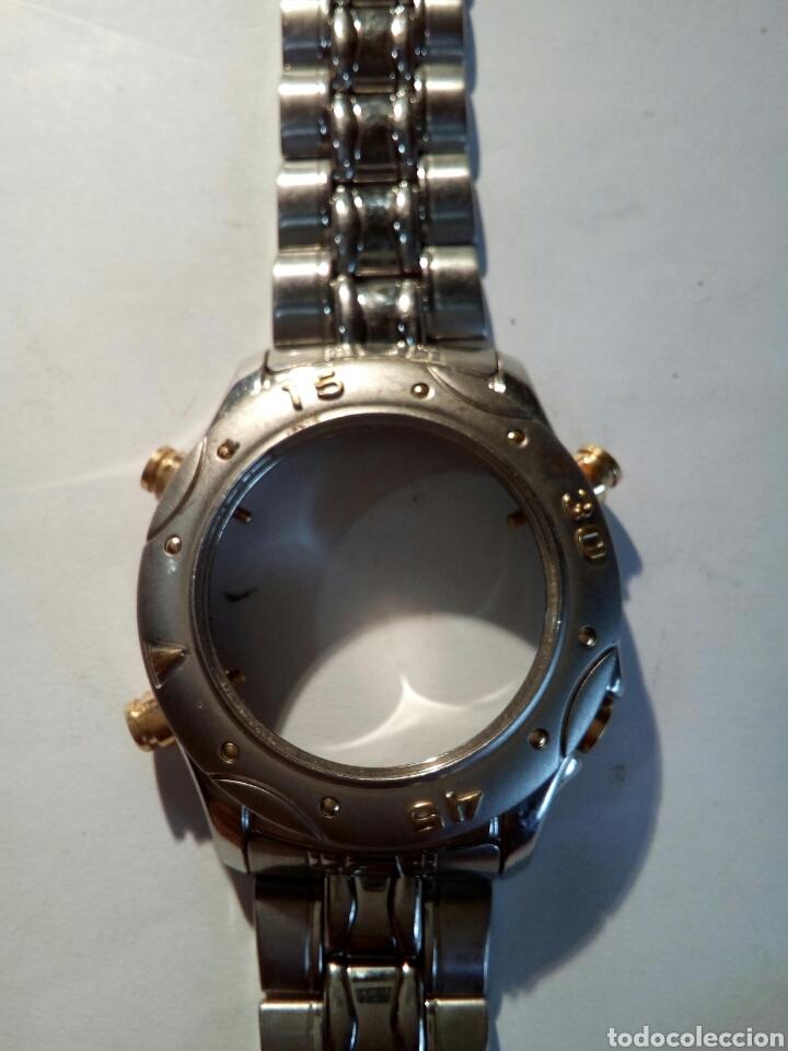 Recambios de relojes: CORREA Y CAJA DUWARD PARA REPARAR O PIEZAS - Foto 4 - 164928930