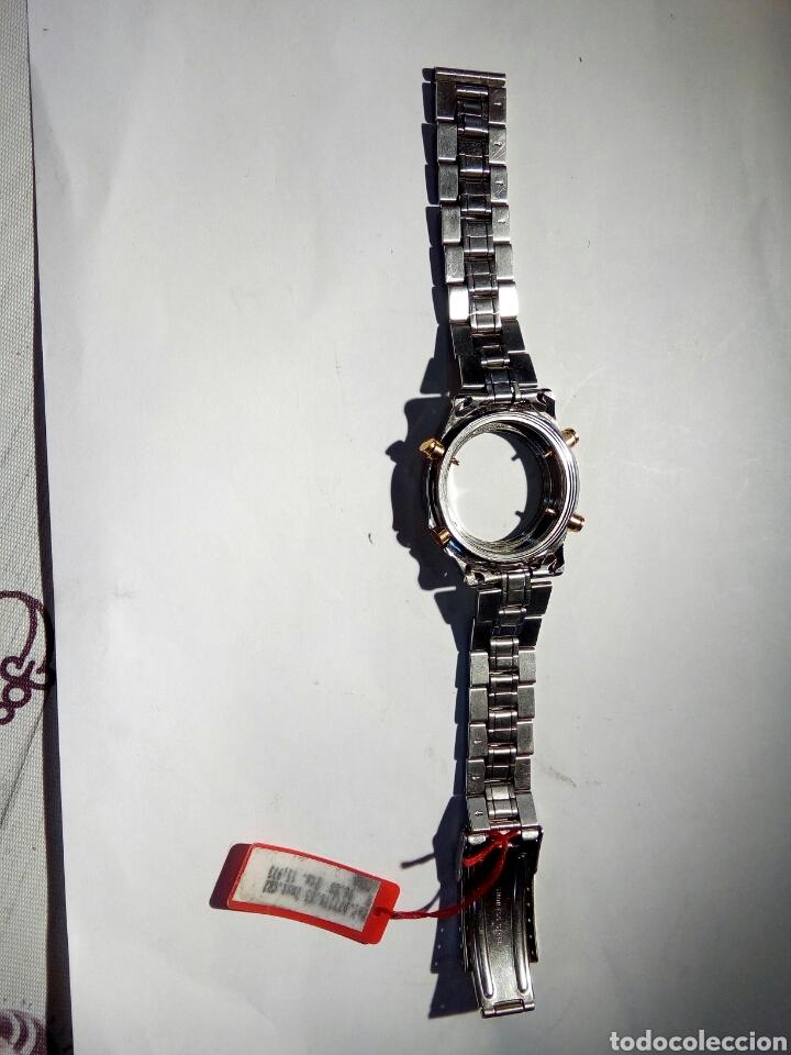 Recambios de relojes: CORREA Y CAJA DUWARD PARA REPARAR O PIEZAS - Foto 5 - 164928930