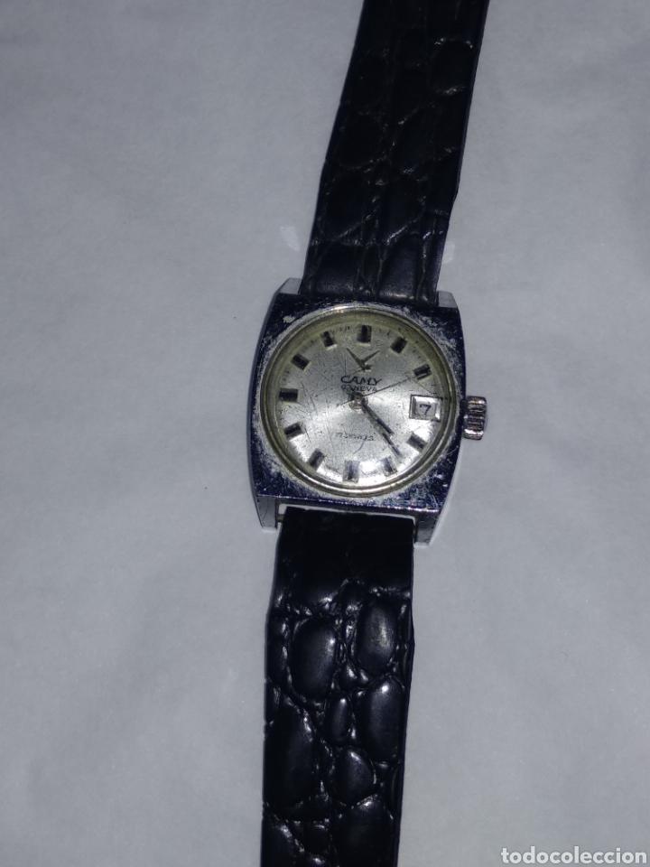 Recambios de relojes: Reloj de pulsera marca camy - Foto 2 - 165432564