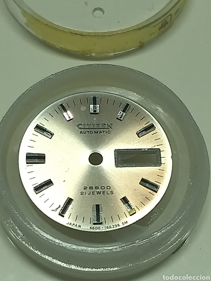 Recambios de relojes: Esfera citizen - Foto 2 - 165558293