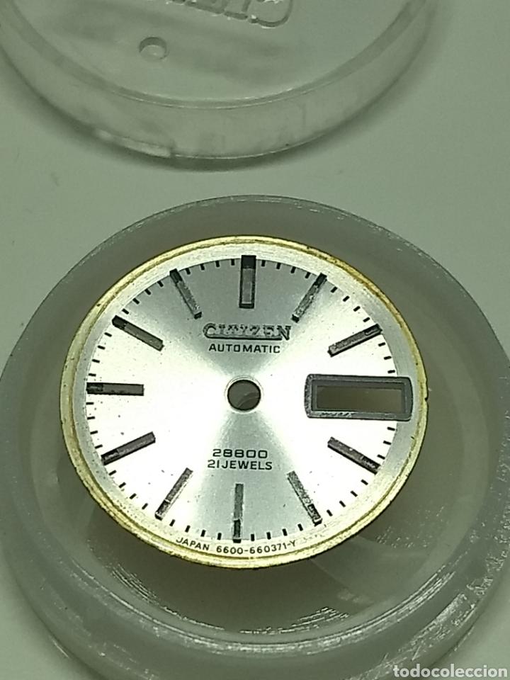 Recambios de relojes: Esfera citizen - Foto 2 - 165558329