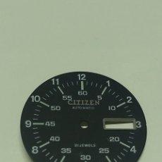 Recambios de relojes: ESFERA CITIZEN. Lote 165558458