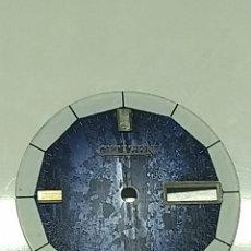 Recambios de relojes: ESFERA CITIZEN. Lote 165558765