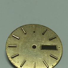 Recambios de relojes: ESFERA CERTINA. Lote 165558802