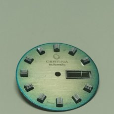 Recambios de relojes: ESFERA CERTINA. Lote 165558812