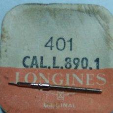 Recambios de relojes: LONGINES L.890.1 (1 TIJA) (CD-998). Lote 165743046