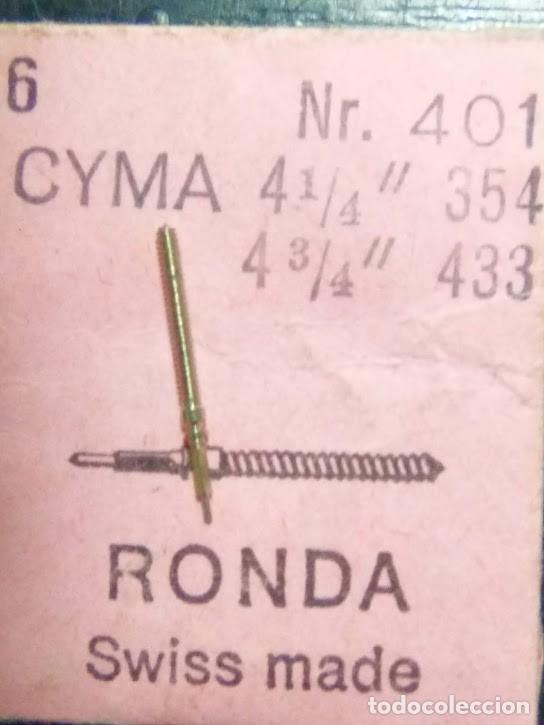 CYMA 354 - 433 - (1 TIJA) (CD-1012) (Relojes - Recambios)