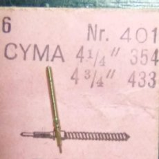 Recambios de relojes: CYMA 354 - 433 - (1 TIJA) (CD-1012). Lote 165815950