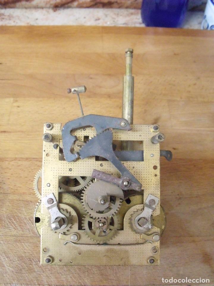 Recambios de relojes: ANTIGUA MAQUINARIA ALEMANA SONERIA EN CAMPANA-MJUY ORIGINAL- LOTE 191 - Foto 2 - 167149196