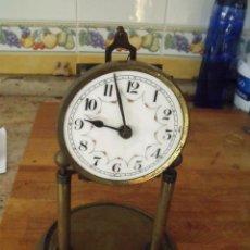 Recambios de relojes: ANTIGUO RELOJ SOBREMESA ART-NOUVEA- AÑO 1920- LOTE 194. Lote 167172032