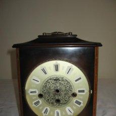 Recambios de relojes: CAJA PARA RELOJ DE SOBREMESA.. Lote 167238480