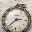Recambios de relojes: RELOJ LUGANO CARGA MANUAL SWISS MADE VINTAGE. Lote 167940866