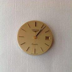 Recambios de relojes: LONGINES .MAQUINA DE CUARZO. Lote 167977820