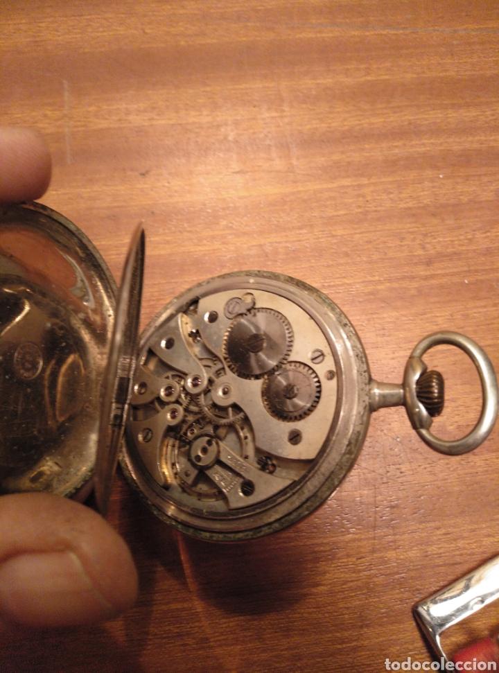 Recambios de relojes: Reloj de bolsillo Conty Watch para piezas - Foto 2 - 168309525