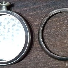 Recambios de relojes: ANTIGUA CAJA DE RELOJ DE BOLSILLO FORNITURA. Lote 168505992