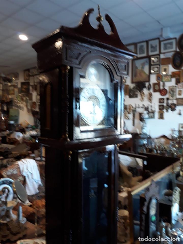 Recambios de relojes: caja de reloj de pie - Foto 2 - 213604175