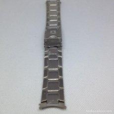 Recambios de relojes: BONITO ARMIS NUEVO, PARA RELOJES TISSOT, ACERO. Lote 169265328