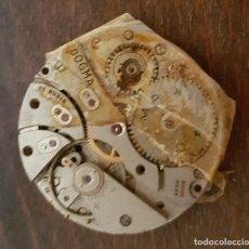 Recambios de relojes: ANTIGUA MAQUINARIA DE RELOJ DOGMA 21 RUBIS 30 MM PARA REPARAR O DESPIECE.. Lote 169746044