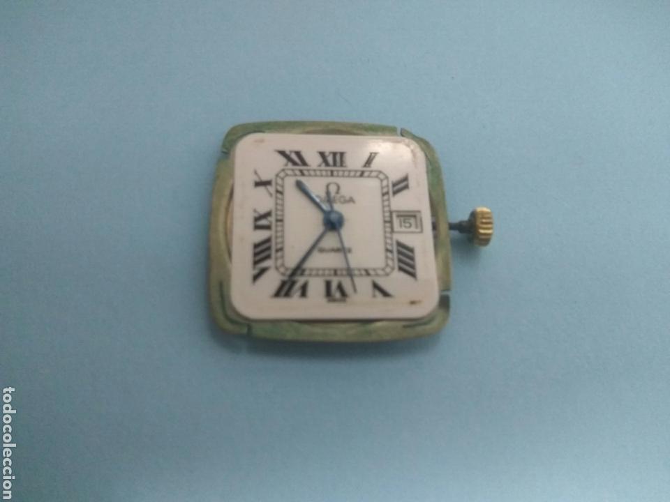 Recambios de relojes: RELOJ OMEGA CALENDARIO MAQUINARIA QUARTZ - Foto 2 - 169846202