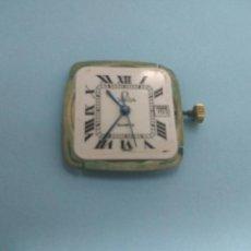 Recambios de relojes: RELOJ OMEGA CALENDARIO MAQUINARIA QUARTZ. Lote 169846202