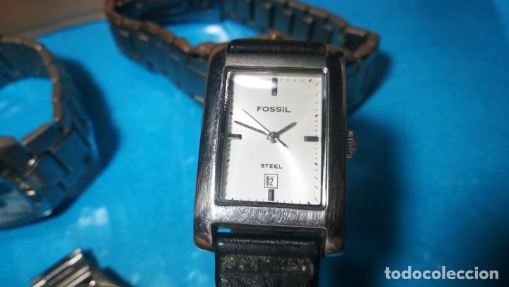 Recambios de relojes: Lote de reloj, relojes, para reparar, piezas, relojerías o lo que se quiera - Foto 3 - 169940093