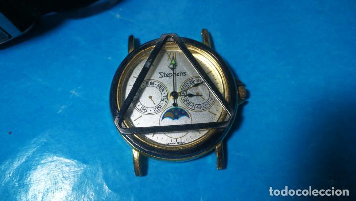Recambios de relojes: Lote de reloj, relojes, para reparar, piezas, relojerías o lo que se quiera - Foto 4 - 169940093